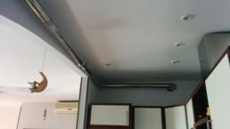 Installazione canna fumaria per stufa a pellet marchio Ravelli Milano 03